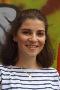 Anna Bartkowiak, Nachmittagsbetreuung Eichendorffschule Hannover