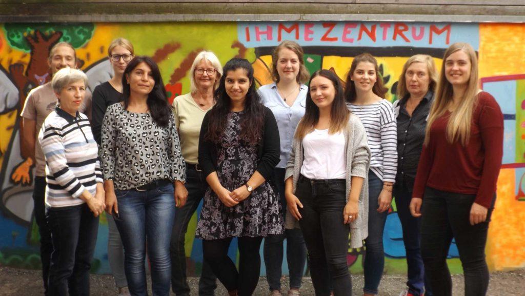 Gruppenfoto Nachmittagsbetreuung Eichendorffschule Hannover